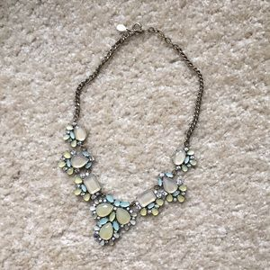 Classic statement necklace from LOFT